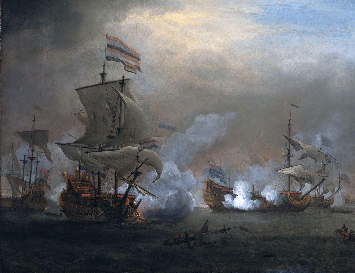 Battle of Texel8
