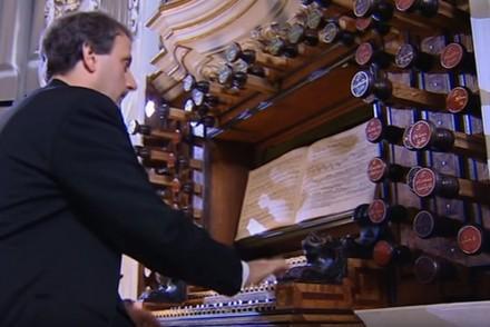 Hans Andre Stamm: BWV 541