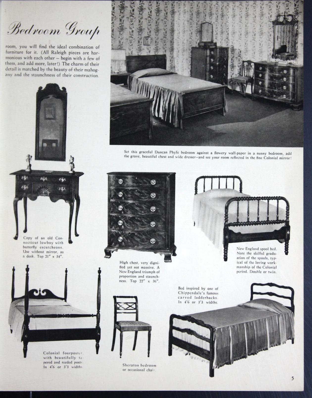 Drexel Furniture Bedroom Set 3