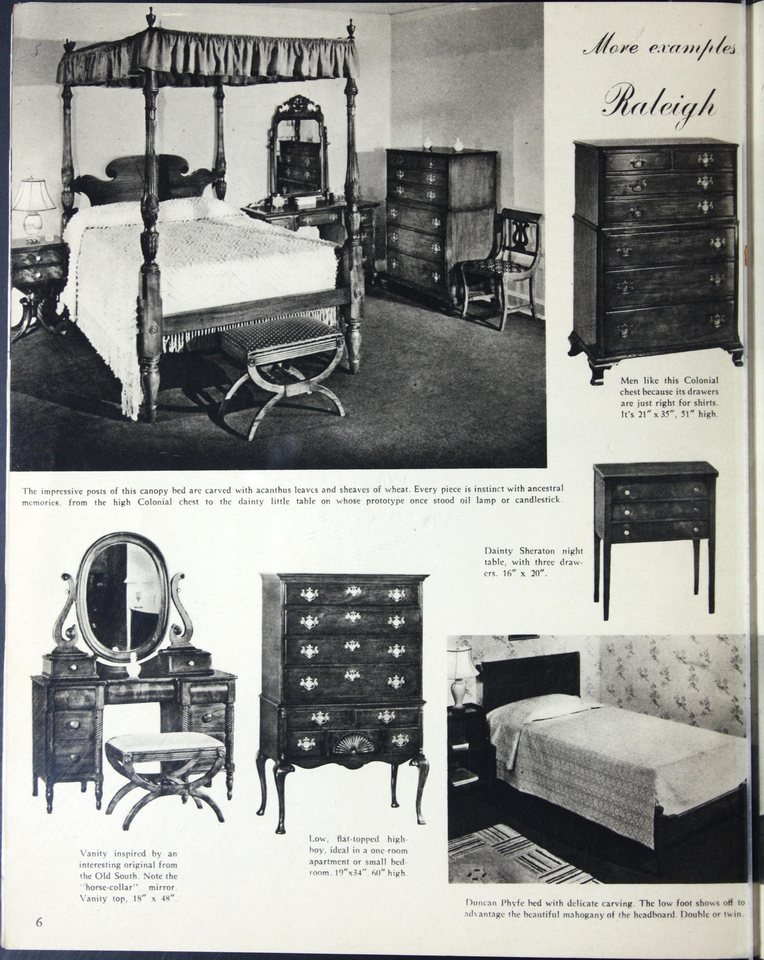 Drexel Furniture Bedroom Set 5
