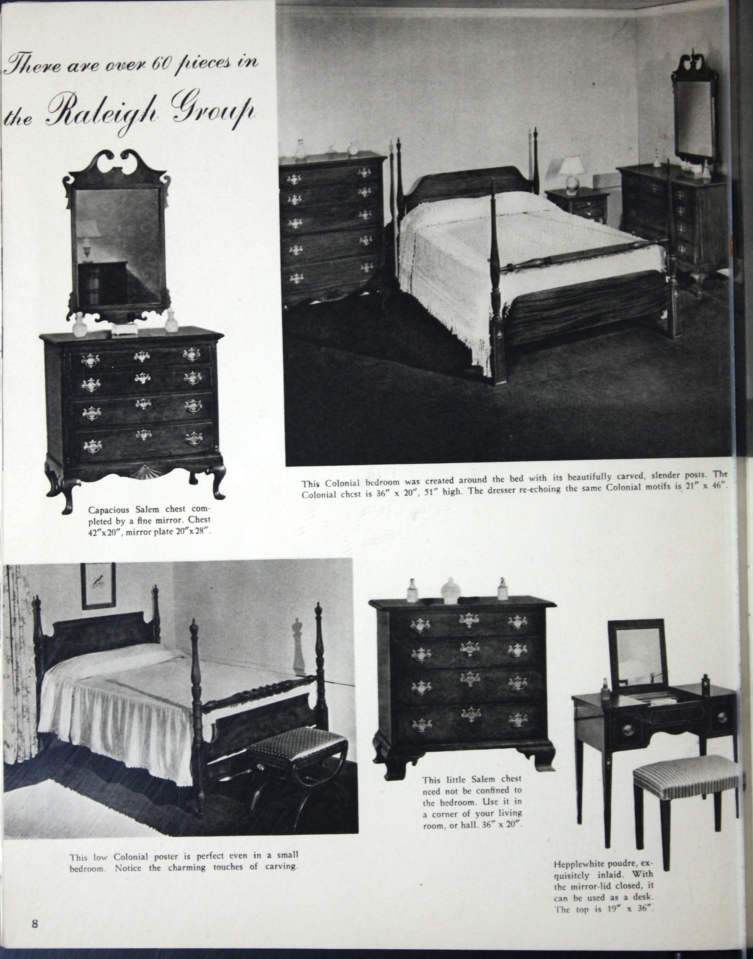 Drexel Furniture Bedroom Set 12