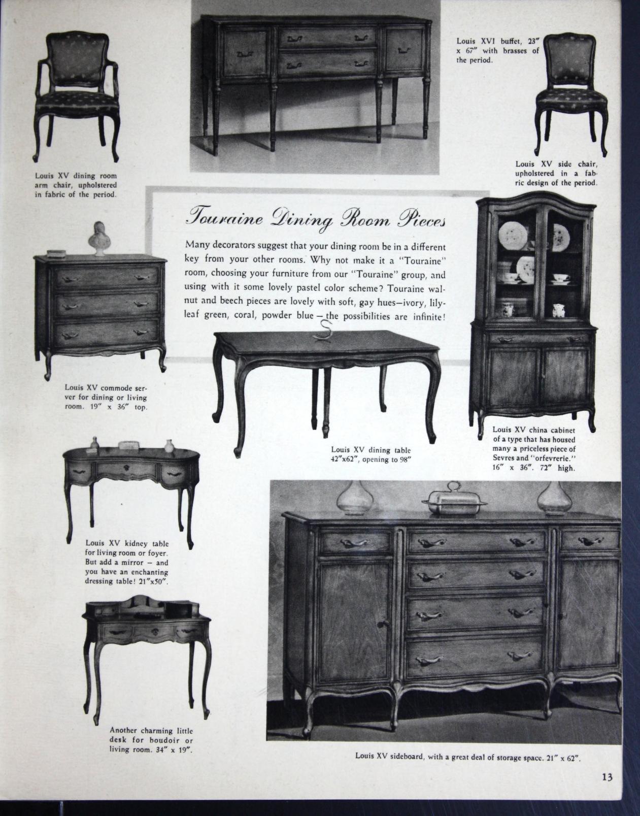 Drexel Furniture Dining Room 3