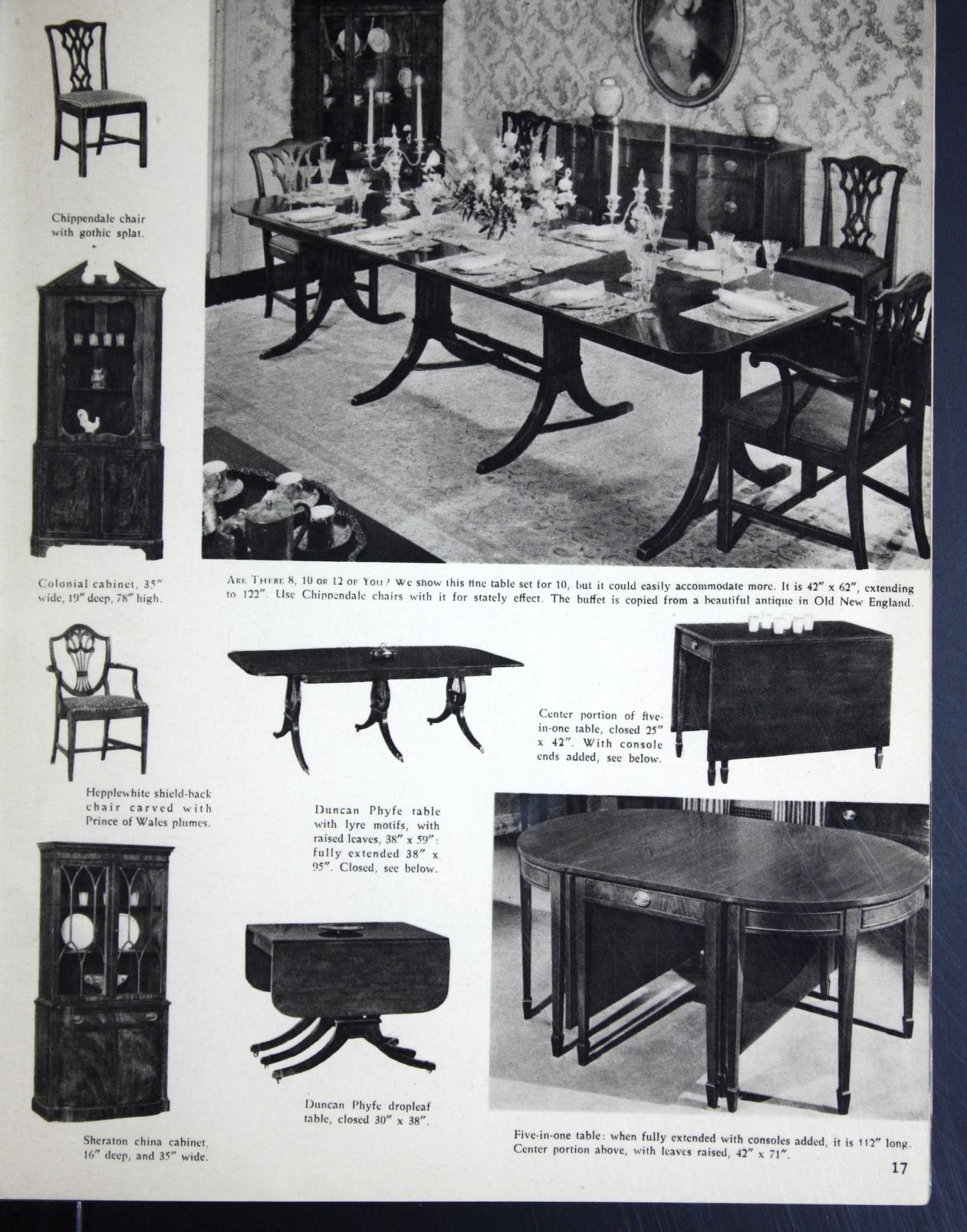 Drexel Furniture Dining Room 11