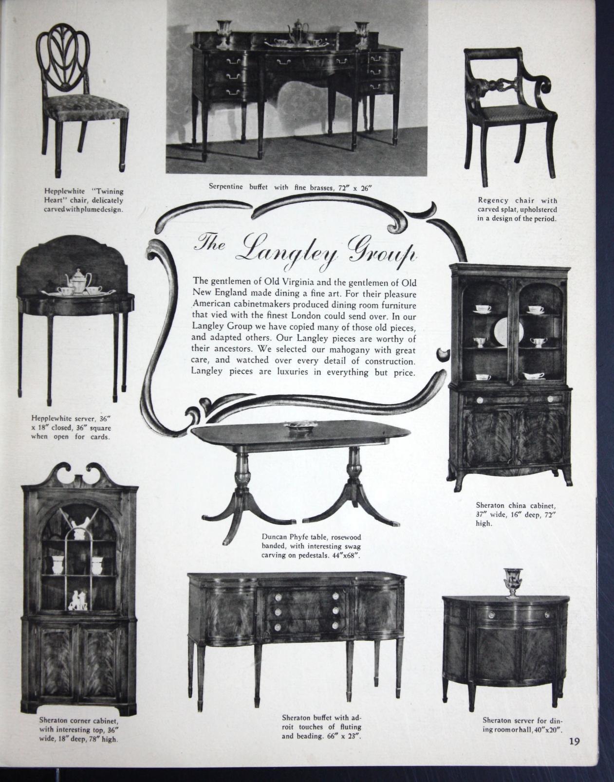Drexel Furniture Dining Room 10