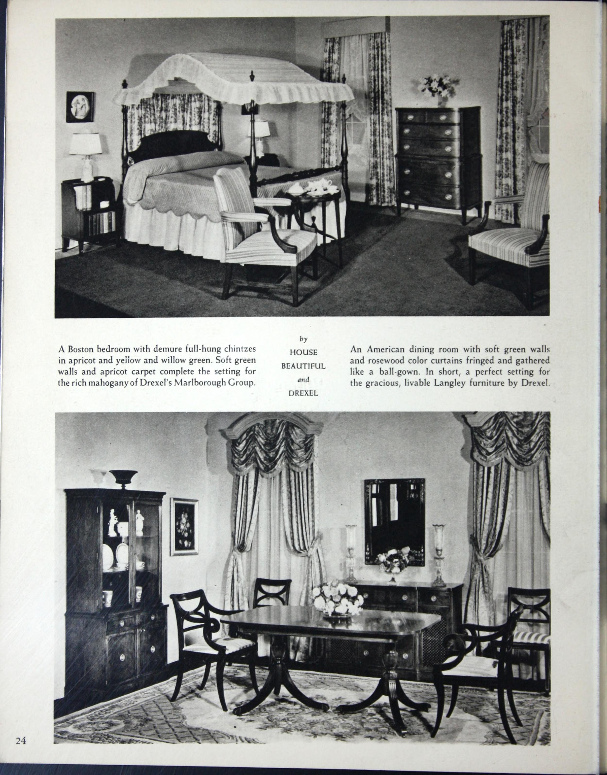 Drexel Furniture Suite