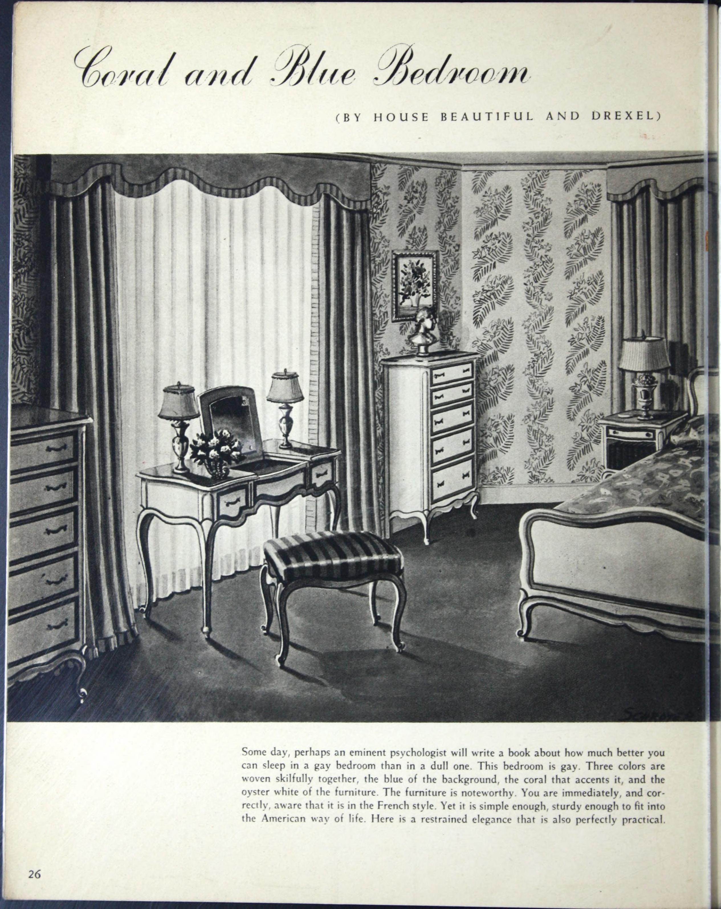 Drexel Furniture Bedroom Set