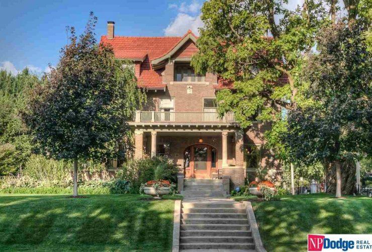 Historic Home House Real Estate Omaha Nebraska (1)