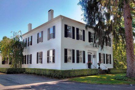 Historic Home Real Estate Hudson New York (1)