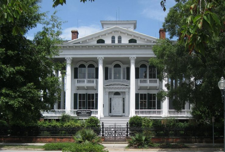 Bellamy House, Wilmington North Carolina