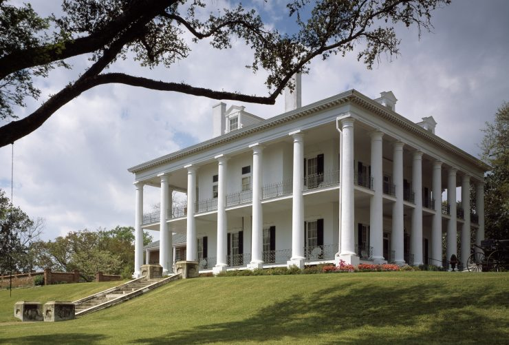 Dunleith Greek Revival Mansion
