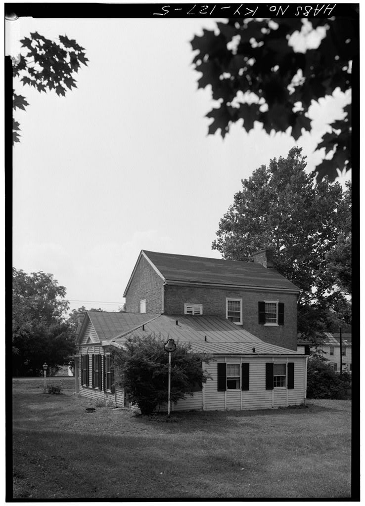 Marshall Key House Historic Federal Style House