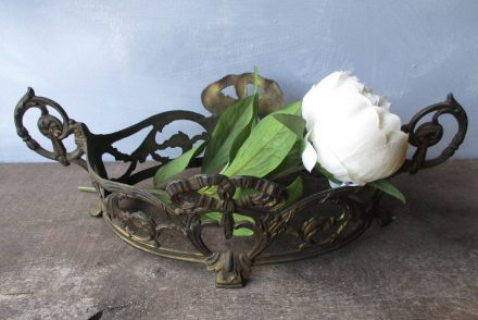 Antique French Planter Jardinière