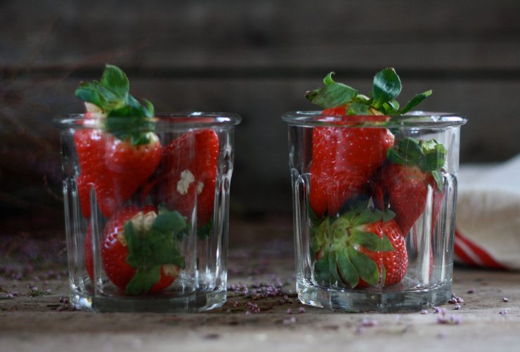 Antique Jam Jars