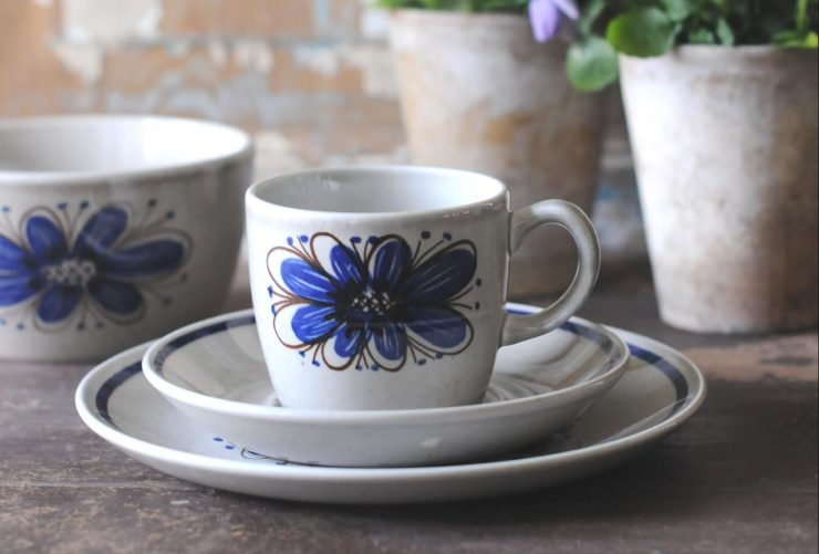 Nils Sivertsen Tea Cup