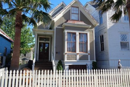 Historic Galveston Victorian House