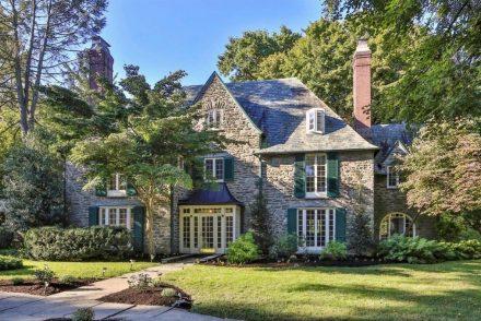 Historic Mount Airy Philadelphia Home