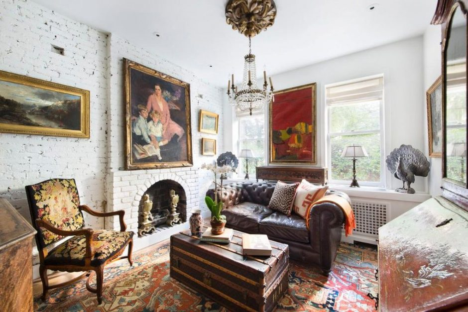 New York Classic Pre War Apartment