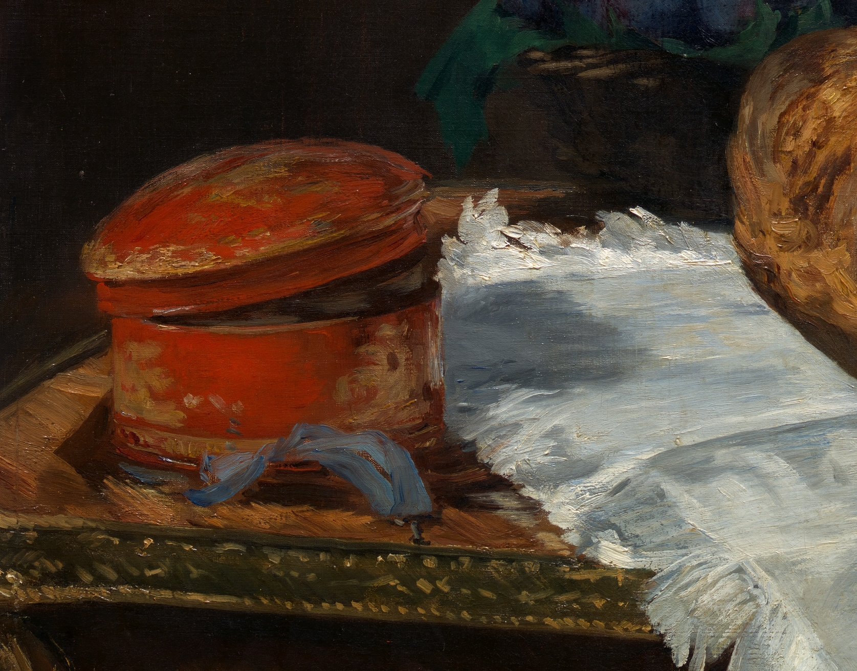 Édouard Manet The Brioche