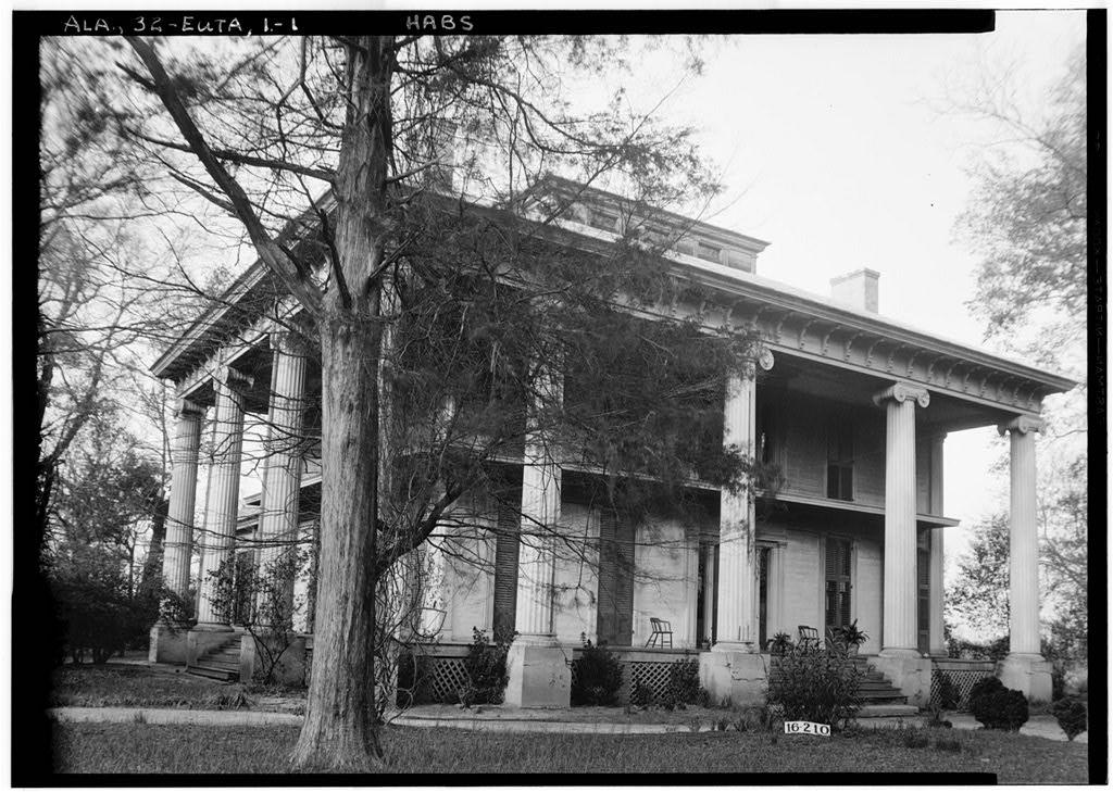 Plantation Kirkwood Drive, Eutaw, Greene County, AL